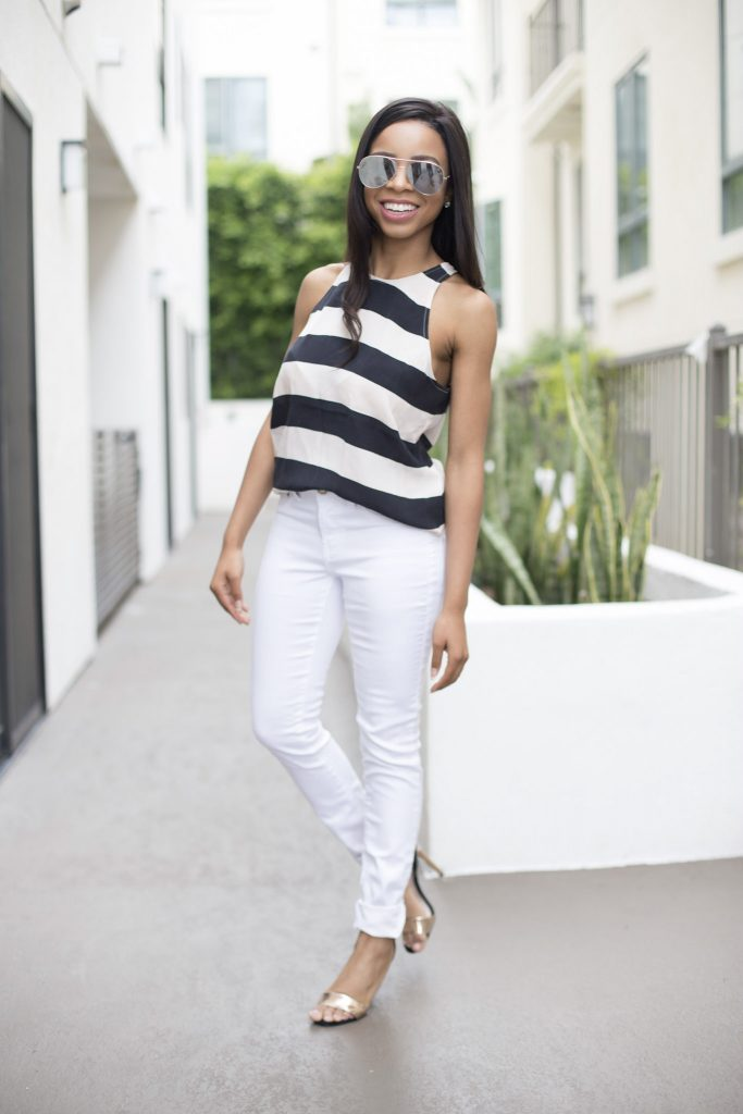 5 Tips on Wearing White Pants