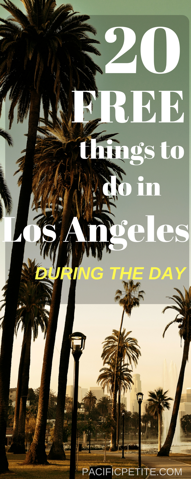 20 free things to do in los angeles during the day