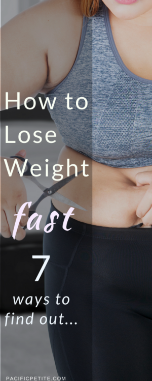How to Lose Weight-3